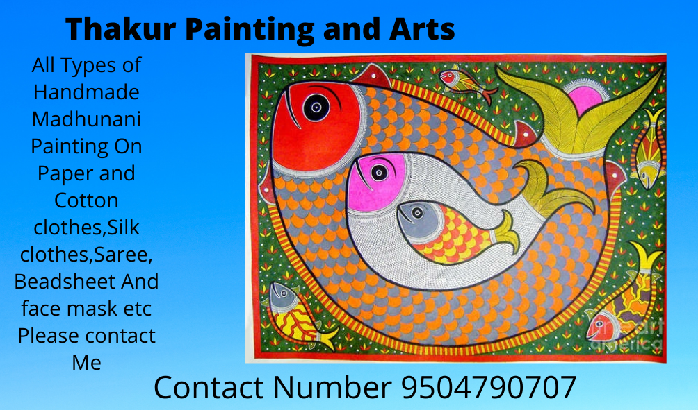 Thakur Painting and Arts